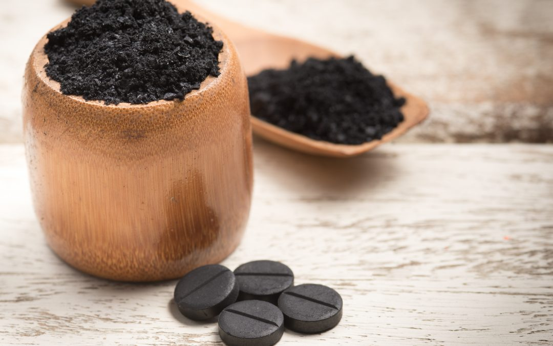 What is all the hype about activated charcoal?