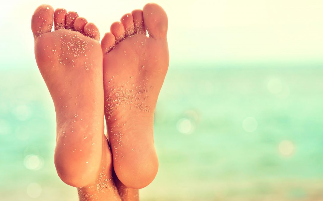 Taking care of your feet is crucial for a balanced body